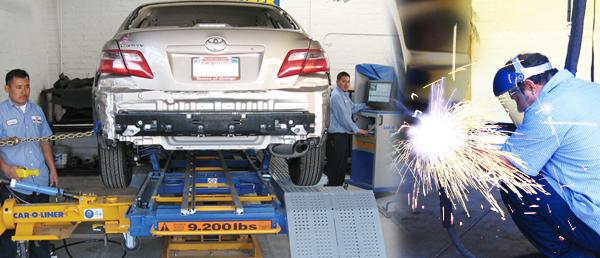 Auto Body Repair in Orange County