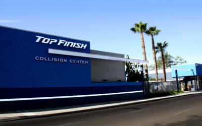 Santa Ana Auto Body Shop Facilities Renovations